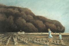 9 -- Dust Storm